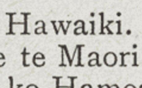 4.  – Hawaiki – Te Ara Encyclopedia of New Zealand