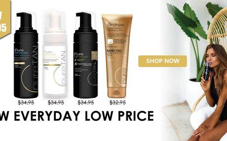 Best Self Tan Products I Pure Tan