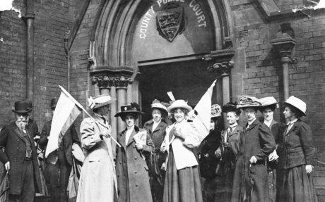 3. Women's suffrage - Wikipedia