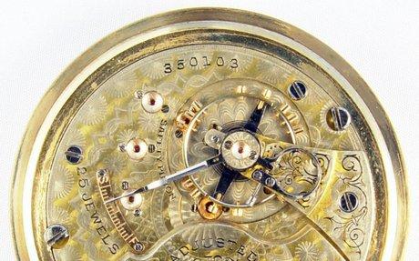 Elgin, Hamilton, Illinois, & Waltham Pocket Watch Serial Numbers Lookup, Identification, a