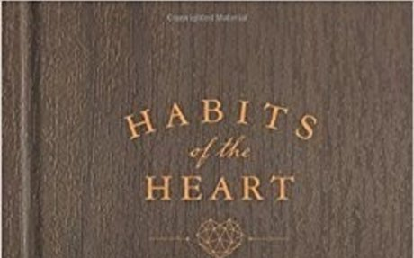 GREAT devotional I use: Habits of the Heart: 365 Daily Exercises for Living like Jesus: