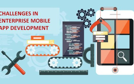 Top Four Challenges in Enterprise Mobile App Development | KloudData Inc