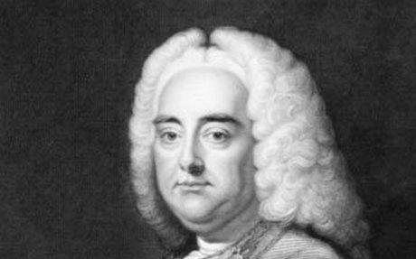 George Frideric Handel | German-English composer