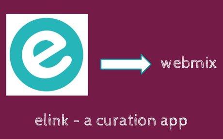 Using elink to Create a Webmix