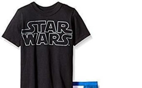 Amazon.com: Star Wars Boys' Star Wars Underwear and Tank Set: Clothing