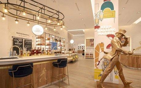 BRAND HIGHLIGHTS // Johnnie Walker picks Madrid for first flagship store