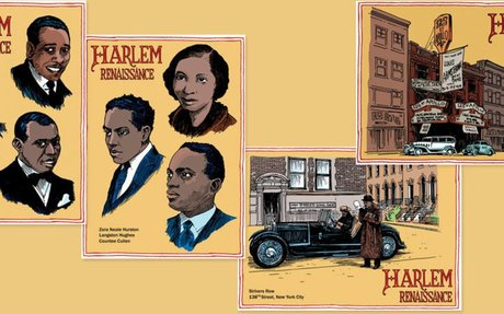 The Birth of the Harlem Renaissance Through Literacy