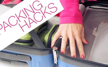 The BEST Packing Hacks