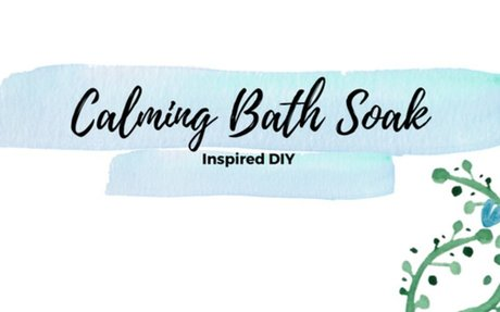 Calming Bath Soak