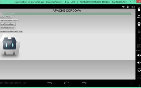 Select images from photo gallery in a Cordova (Phonegap) App on Android