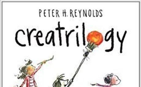 Creatrilogy Box Set (Dot, Ish, Sky Color): Peter H. Reynolds: