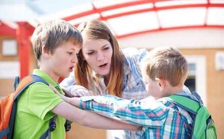 Ehrenamtliche Mediation in Schulen » Die Mediation