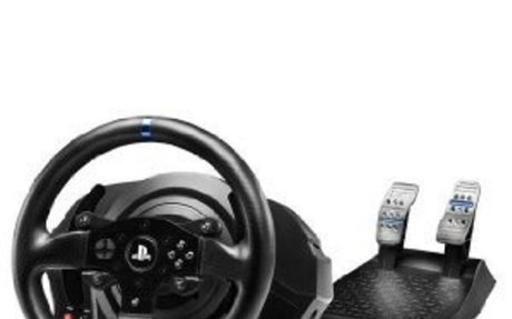 Amazon.com: Thrustmaster VG T300RS Officially Licensed PS4/PS3 Force Feedback Racing Wheel