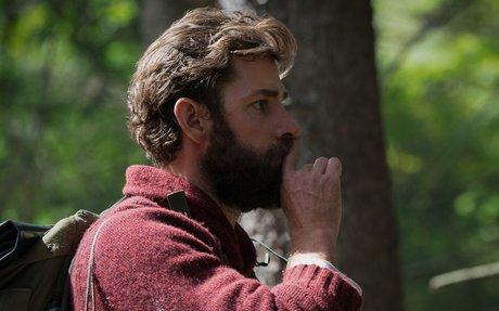 Yes, You Really Do Hear Each Crunch Of Popcorn While Watching 'A Quiet Place'