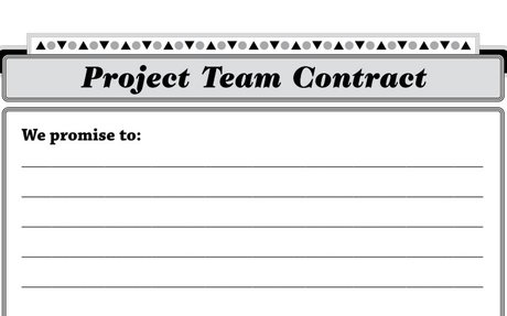 K5 Team Contract