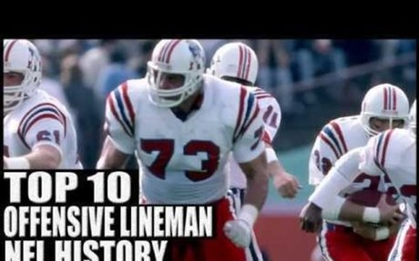 Top 10 Best Offensive Lineman in NFL History