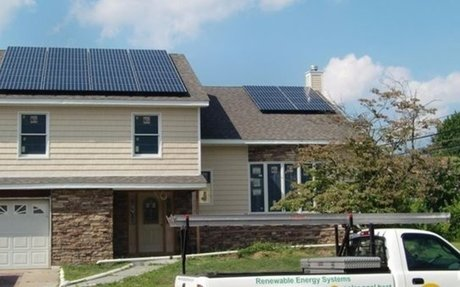 Long Island solar energy company