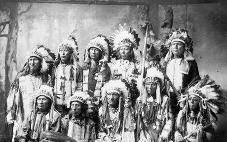 Sioux Politics