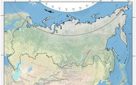 Climate Change and Geographic Ranges: The Implications for Russian Forests
