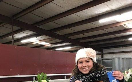 Collin County Floral Design Winner