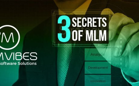 3 Secrets of a successful Multi-Level Marketing Business