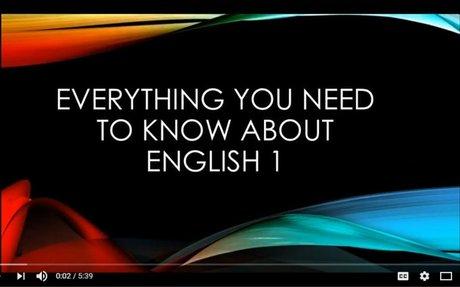 English Video APG