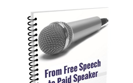 From Free Speech to Paid Speaker