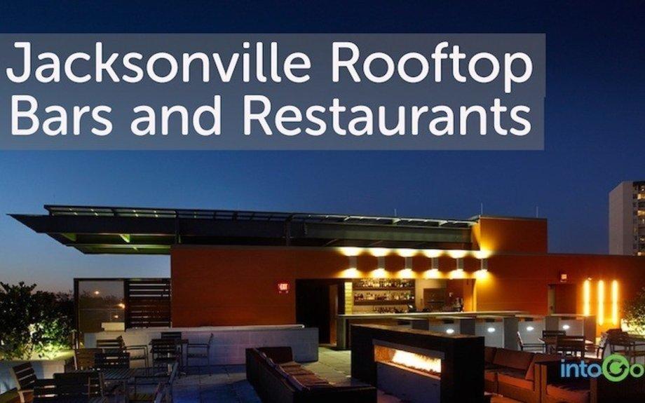 Jacksonville Rooftop Bars and Restaurants
