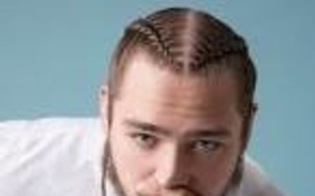 Post Malone is my favorite singer.