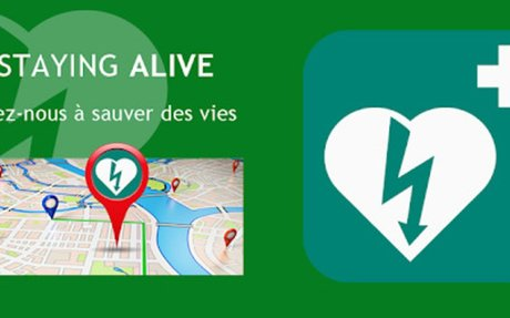 Staying Alive – Applications sur Google Play