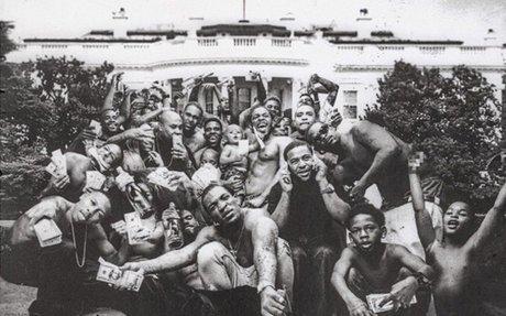 Figure 3- Kendrick Lamar Reveals New Album Cover