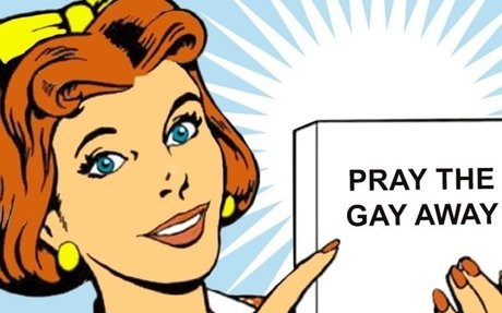 We were sent to conversion therapy for being gay