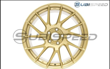 Enkei TM7 Gold 18x9.5 +38mm - 2015+ WRX / 2015+ STI