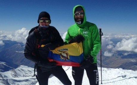 Karl Egloff ya está en el Elbrus en busca de un nuevo récord. carreraspormontana