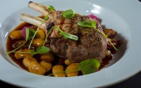 Our Asheville, NC Fine Dining Menu  | Isa's Bistro