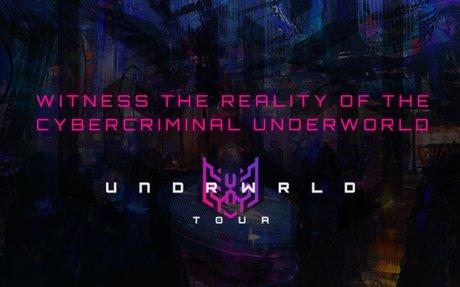 Cylance UNDRWRLD TOUR Goes Online!