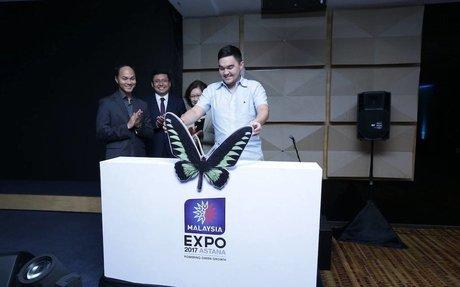RAJA MUDA OF SELANGOR LAUNCHES MALAYSIA EXPO 2017 YOUTH CONTEST