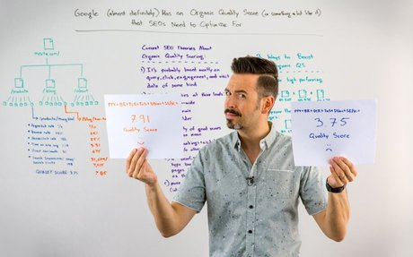 Google (Almost Certainly) Has an Organic Quality Score (Or Something a Lot Like It) that S