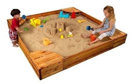 Top 10 Best Children's Outdoor Sandbox Reviews on Flipboard