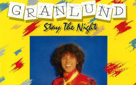 Stay The Night - Trond Granlund (1982)