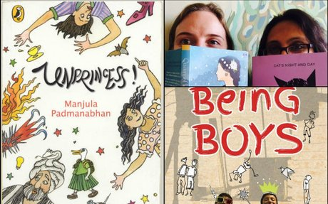 Prince charming who? How Indian children's books are challenging stereotypes