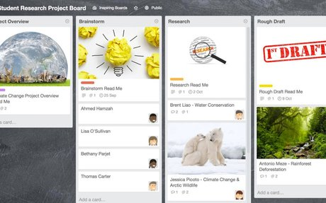 Trello for Education