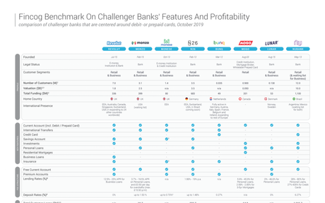 The Profitability Challenge for Challenger Banks