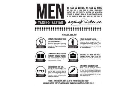 Image: SACHA » Men Taking Action