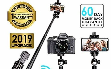 Top 10 Best Bluetooth Selfie Sticks Reviews 2019-2020