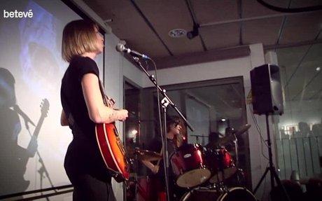 El punk més feminista al Centre Cultural Albareda / Àrtic | betevé