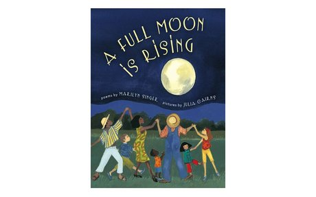 *A full moon is rising: poems