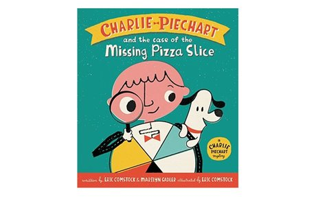 *Charlie Piechart and the case of the missing pizza slice