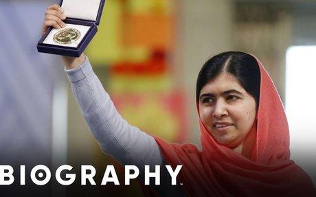 Malala Yousafzai, Activist   Biography