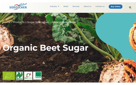 Südzucker Organic Beet Sugar – now Bioland certified!